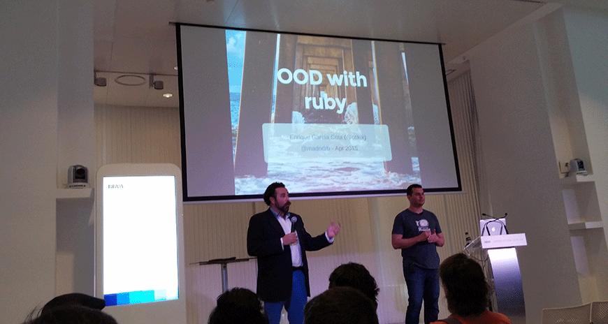 Madridrb Orientación a Objetos con Ruby